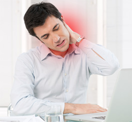 Let an experienced chiropractor examine that neck pain before it's too late.