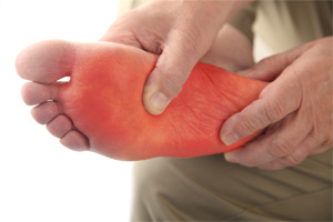 Dr. McCluskey can help relieve shooting pain and burning sensations in your feet so you can walk pain-free again.