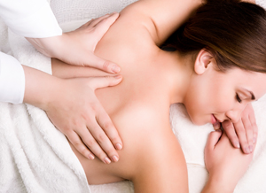 Relieve stress and relax with with massage therapy to renew an regenerate your body naturally