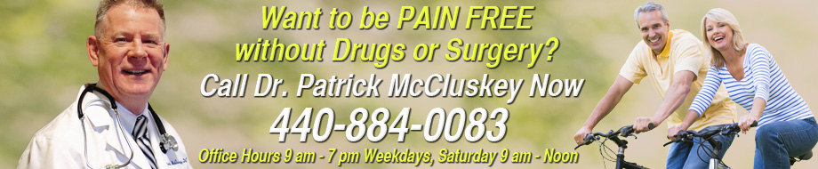 STOP Neck Pain, Back Pain, Numbness, Tingling and Other Injuries